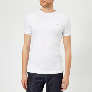 Vivienne Westwood Men's Organic Jersey Peru T-Shirt - White
