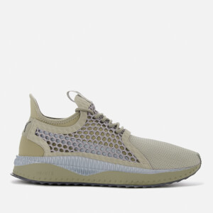Puma Men's Tsugi Netfit V2 Trainers - Elephant Skin/Quarry/Dark Shadow