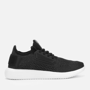 Puma Men's Uprise Mesh Trainers - Puma Black/Puma White
