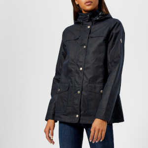 Barbour Women's Watergate Wax Jacket - Royal Navy