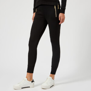 Barbour International Women's Backmarker Track Pants - Black