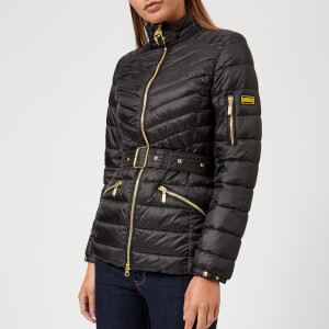 Barbour International Women's International Hedemora Quilt Jacket - Black