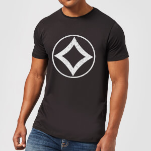 Camiseta Magic The Gathering Maná Incoloro - Hombre - Negro