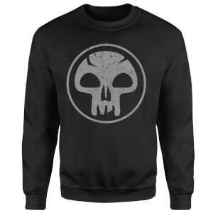 Magic The Gathering Mana Black Sweatshirt - Black