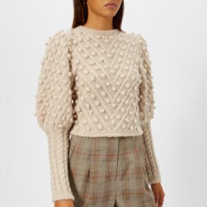 Zimmermann Women's Unbridled Bauble Sweatshirt - Buff