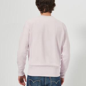 Champion Men's Crew Neck Sweatshirt - Lavender: Image 2