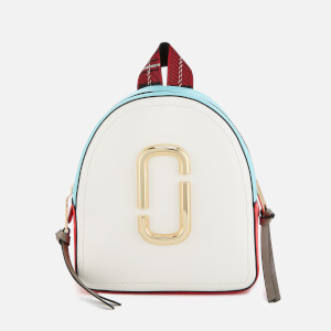 Marc Jacobs Women's Pack Shot Backpack - Porcelain