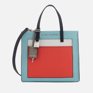 Marc Jacobs Women's Mini Grind Tote Bag - Baby Blue