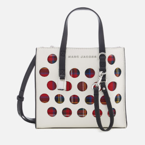Marc Jacobs Women's Mini Grind Tote Bag - Porcelain