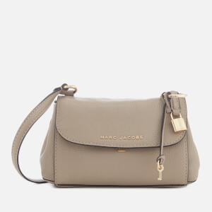 Marc Jacobs Women's Mini Boho Grind Bag - Light Slate