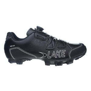 Lake MX168 MTB Shoes - Black