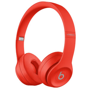 Casque Sans Fil Beats by Dr. Dre Solo 3 - Rouge Red Citrus