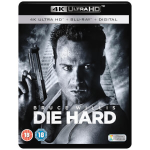 Die Hard: 30th Anniversary - 4K Ultra HD