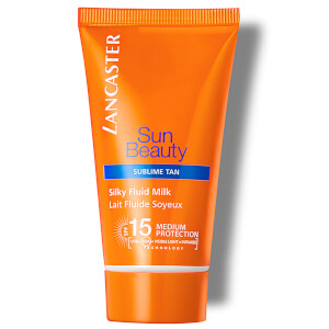Lancaster Sun Beauty Silky Fluid Milk SPF15