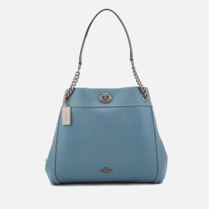 Coach Women's Turnlock Edie Shoulder Bag - Chambray