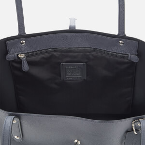 Coach Women's Market Tote Bag - Midnight Navy: Image 5