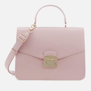 Furla Women's Metropolis Medium Top Handle Bag - Blush