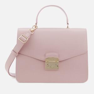 7a6e2a58405a Furla Women s Metropolis Medium Top Handle Bag - Blush