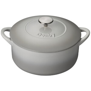 Denby Natural Canvas Cast Iron - 26cm Round Casserole