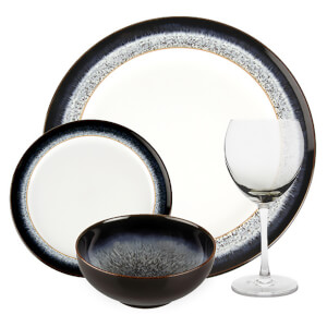 Denby Halo 16 Piece Entertaining Set