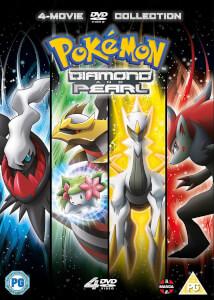 Pokemon Movie: Diamond & Pearl Collection