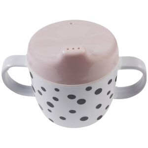 Done By Deer Spout Cup Happy Dots - Powder