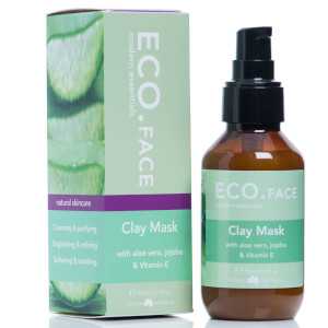 ECO. Modern Essentials Aloe Vera Clay Mask 95ml