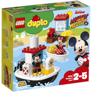 LEGO DUPLO Disney: Mickey's boot (10881)