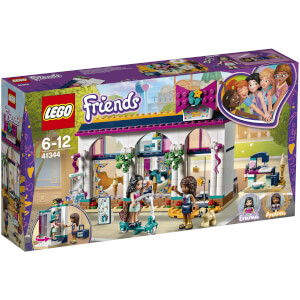 LEGO Friends: Andreas Accessorie-Laden (41344)