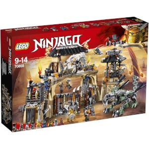 LEGO Ninjago: Drachengrube (70655)