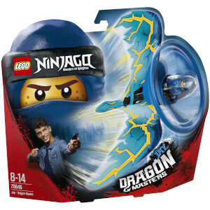 LEGO Ninjago: Jay - Le maître du dragon (70646)