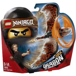 LEGO Ninjago: Cole - Cole - Le maître du dragon (70645)
