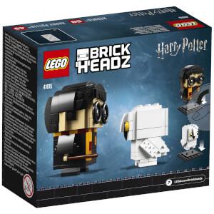 LEGO Brickheadz: Harry Potter™ en Hedwig™ (41615)
