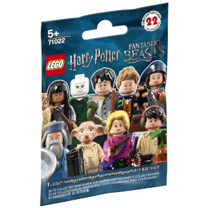 LEGO Harry Potter and Fantastic Beasts Minifigures 2018 (71022)