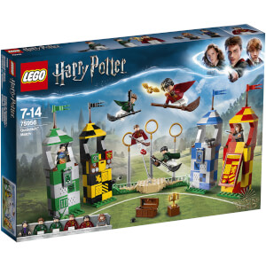 LEGO Harry Potter: Quidditch Match Building Set (75956)