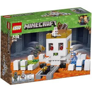 LEGO Minecraft: Le crâne géant (21145)