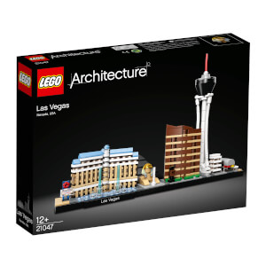 LEGO® Architecture: Las Vegas (21047)