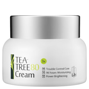 Leegeehaam Tea Tree 80 Cream 50ml