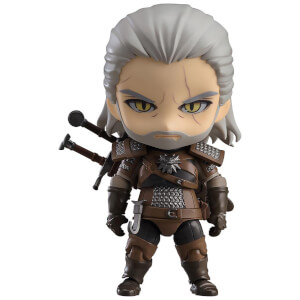 Figurine Nendoroid Geralt The Witcher 3 Wild Hunt - 10 cm