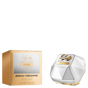 Eau de Parfum Lady Million Lucky Paco Rabanne 30 ml