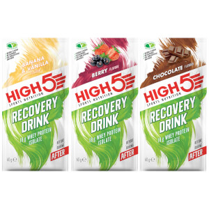 High5 Recovery Drink - Box of 9