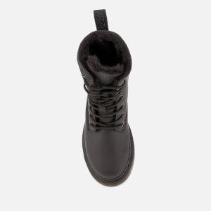 Dr. Martens Women's 1460 Kolbert Waterproof 8-Eye Boots - Black: Image 3