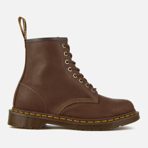 Dr. Martens Men's 1460 Carpathian Full Grain Leather 8-Eye Boots - Tan