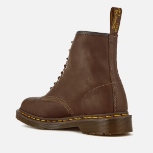 Dr. Martens Men's 1460 Carpathian Full Grain Leather 8-Eye Boots - Tan: Image 2