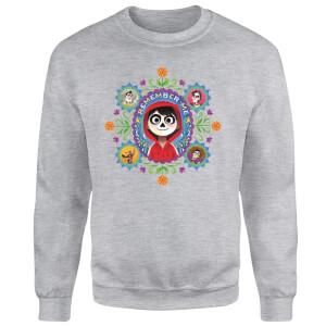 Coco Remember Me Sweatshirt - Grey