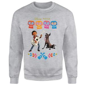 Coco Miguel Logo Sweatshirt - Grey