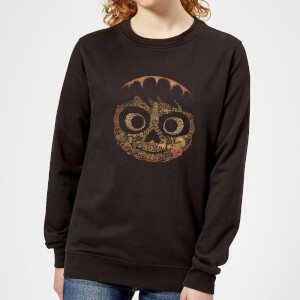 Coco Miguel Face Women's Sweatshirt - Black