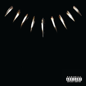 Black Panther The Album Vinyl