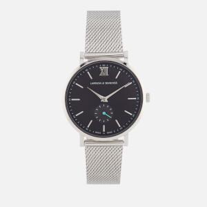 Larsson & Jennings Women's Jura 38mm Watch - Silver/Charcoal