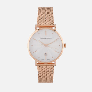 Larsson & Jennings Women's Aurora 38mm Watch - Rose Gold